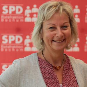 Martina Schnell (SPD-Ratsfraktion Bochum)