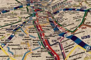 Auszug aus dem Netz 2020-Plan der Bogestra (hier sieht man das Ehrenfeld)