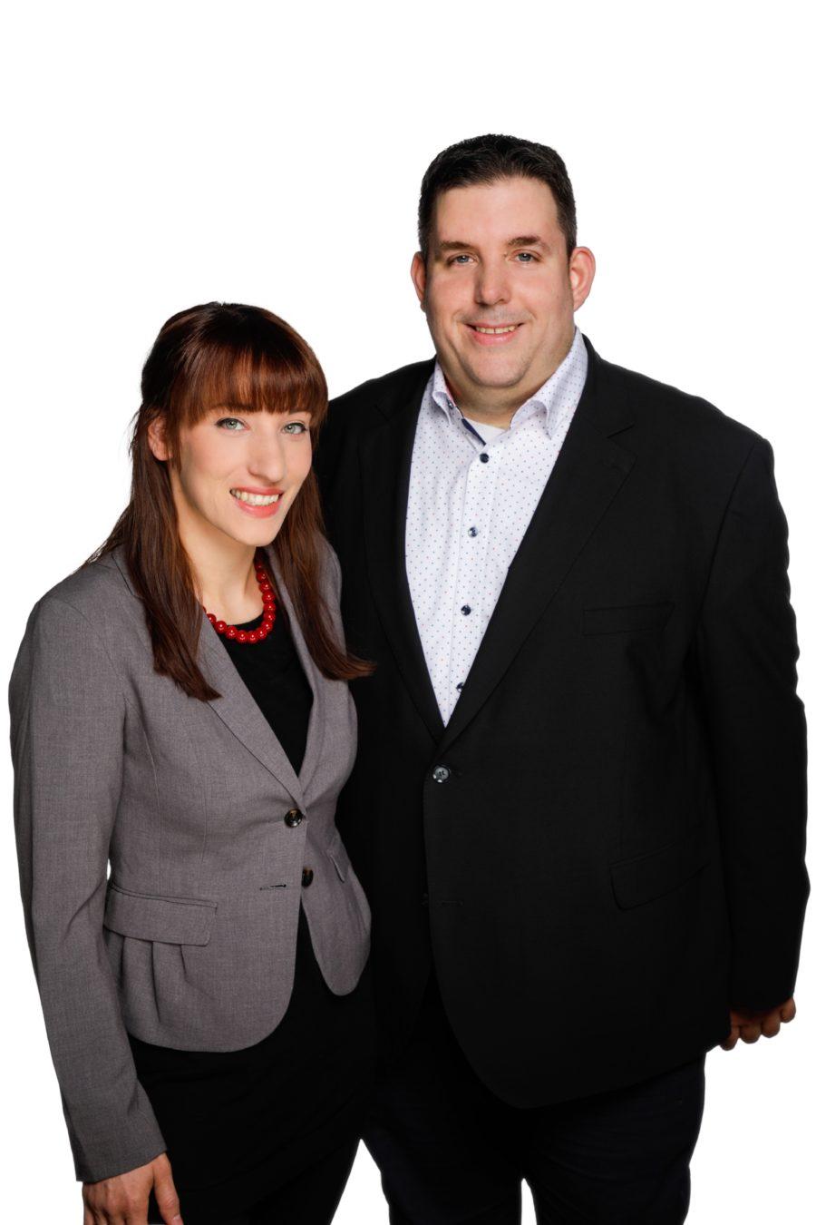 Suzanne Vallei und Jens Matheuszik